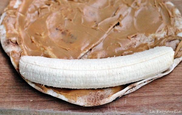 lipia cu banana